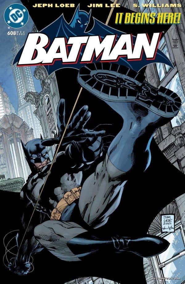 Batman (1940-2011) #608