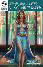Oz: Reign of the Witch Queen #2 (of 6)