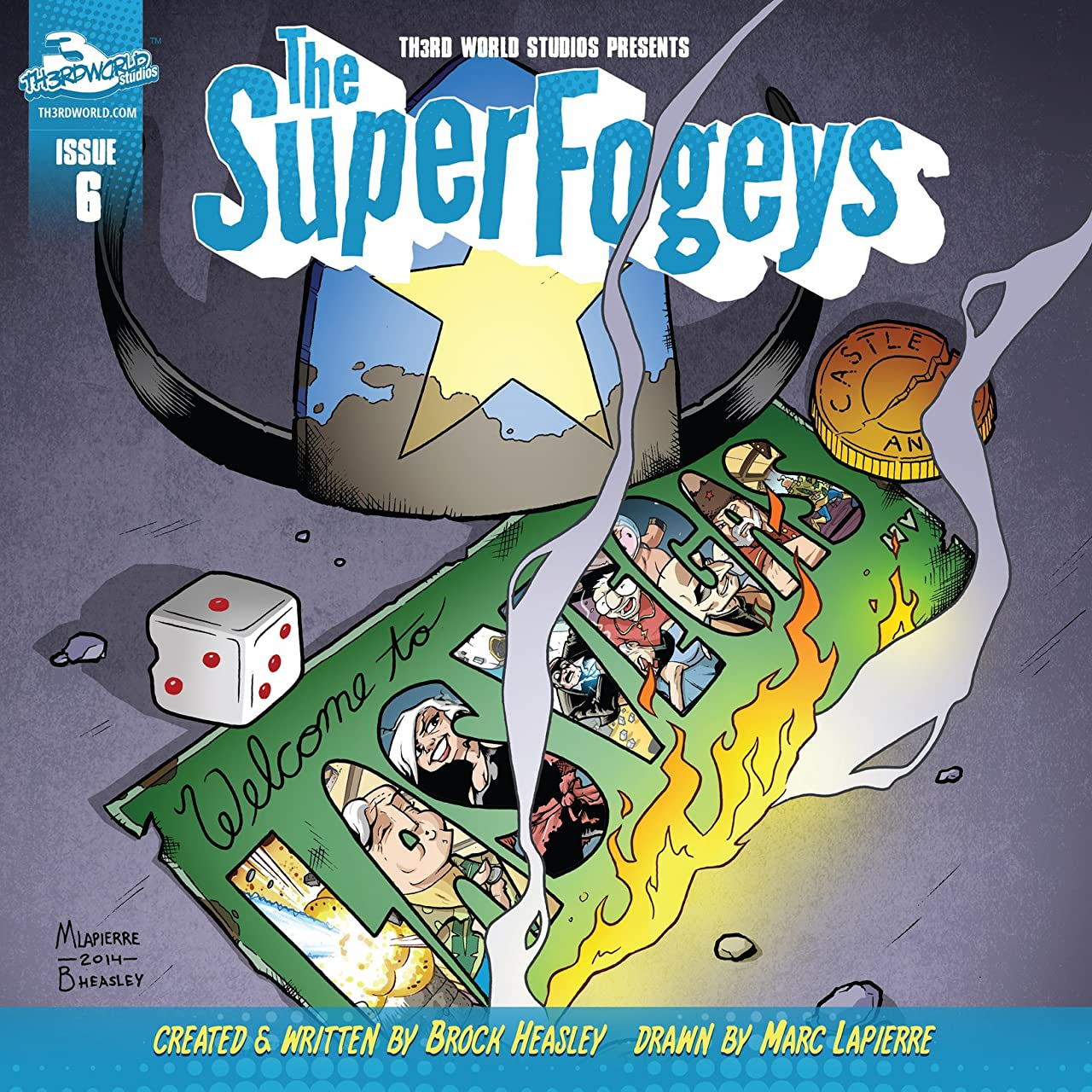 The SuperFogeys #6