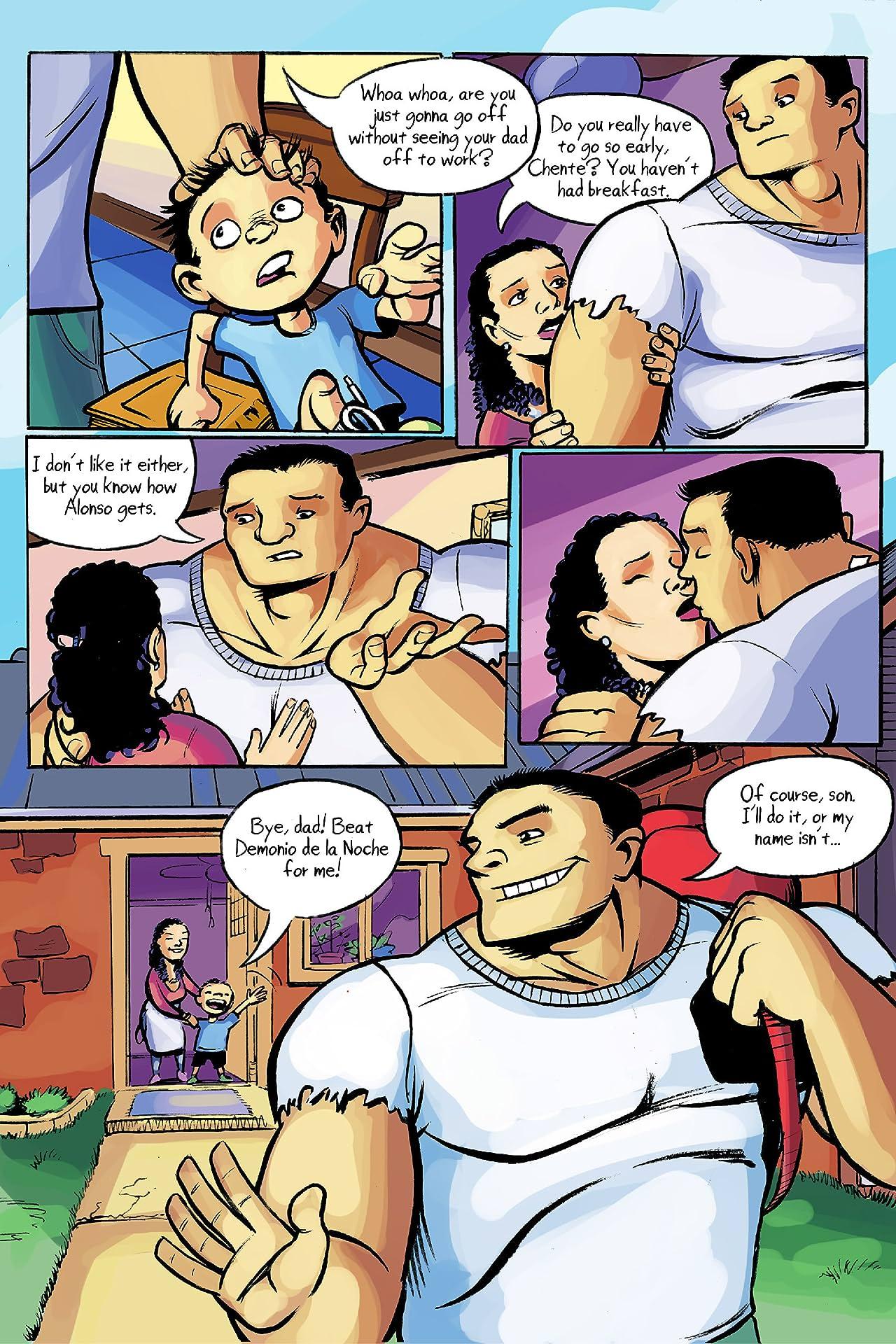 Calavera De La Justicia #1