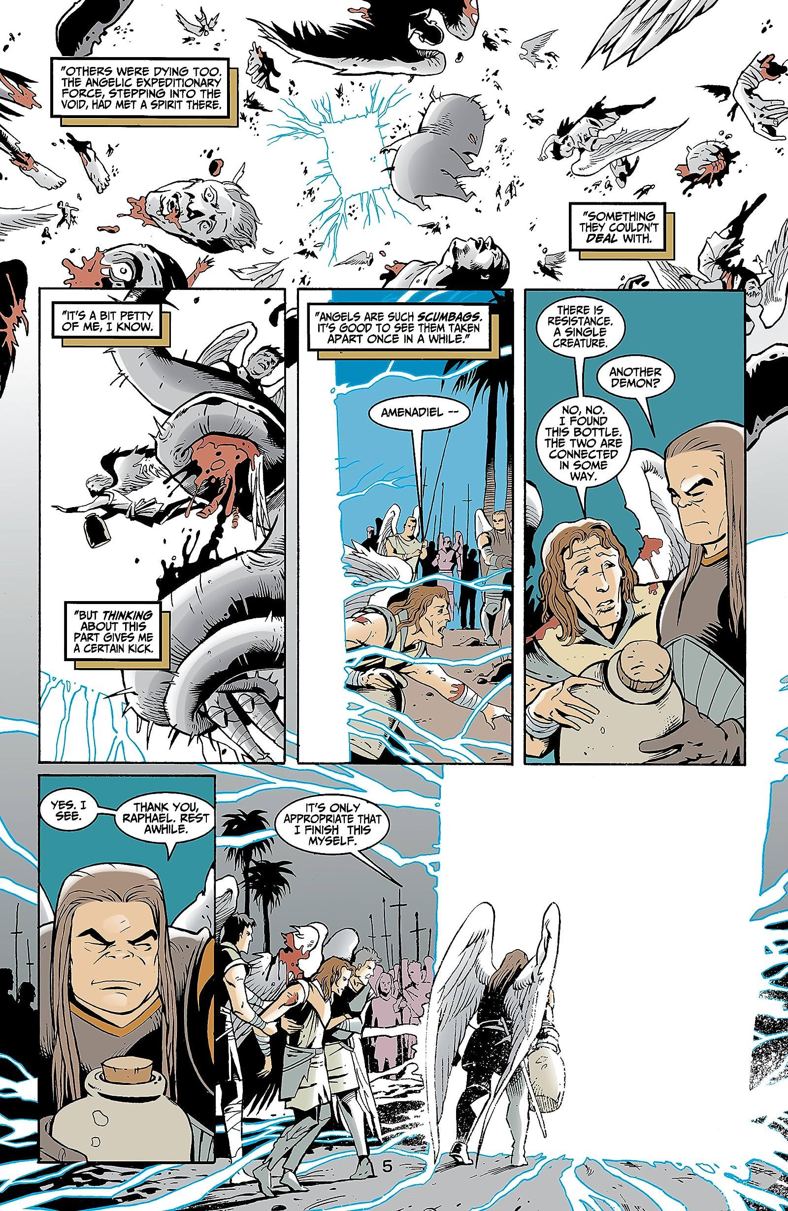 Lucifer #13 - Comics by comiXology