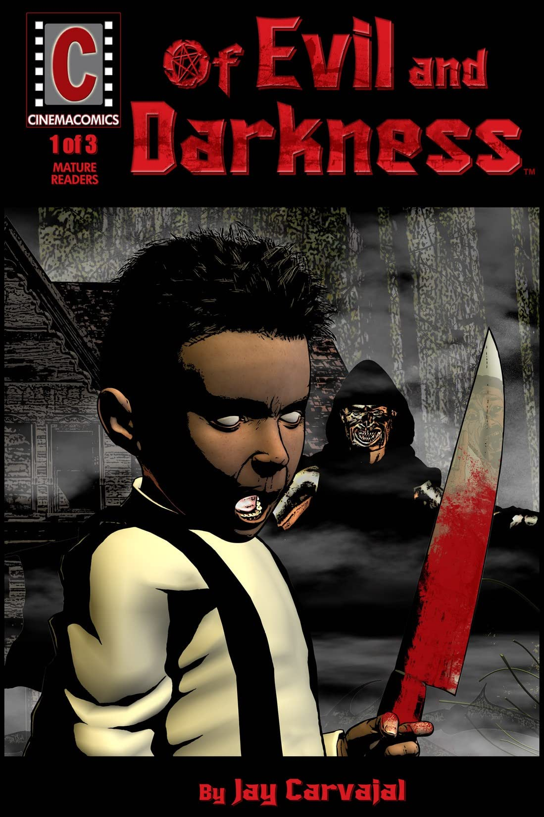 Of Evil and Darkness #1