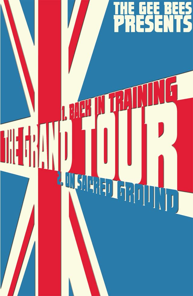The Grand Tour #1