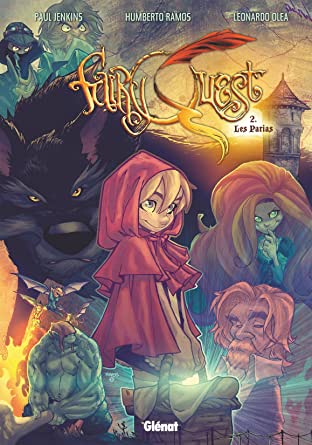 Fairy Quest Tome 2: Les parias