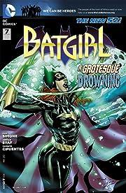 Batgirl (2011-2016) #7