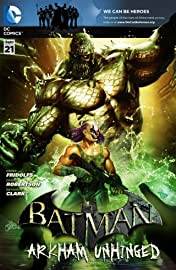 Batman: Arkham Unhinged #21