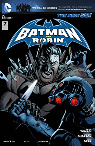 Batman and Robin (2011-2015) #7