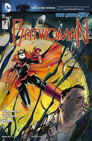 Batwoman (2011-2015) #7