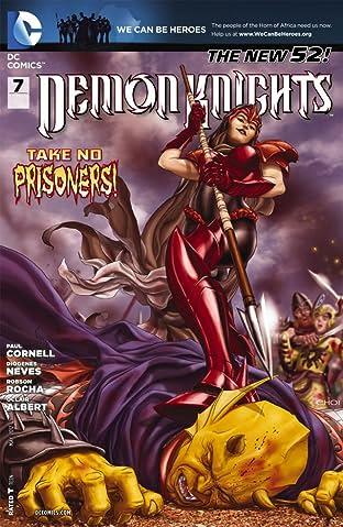 Demon Knights vol. 1 (2011-2013) JAN120268_2._SX312_QL80_TTD_