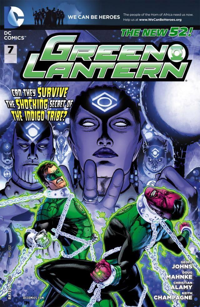 Green Lantern (2011-2016) #7