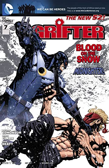 Grifter (2011-2013) #7