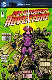 My Greatest Adventure (2011-2012) #6 (of 6)