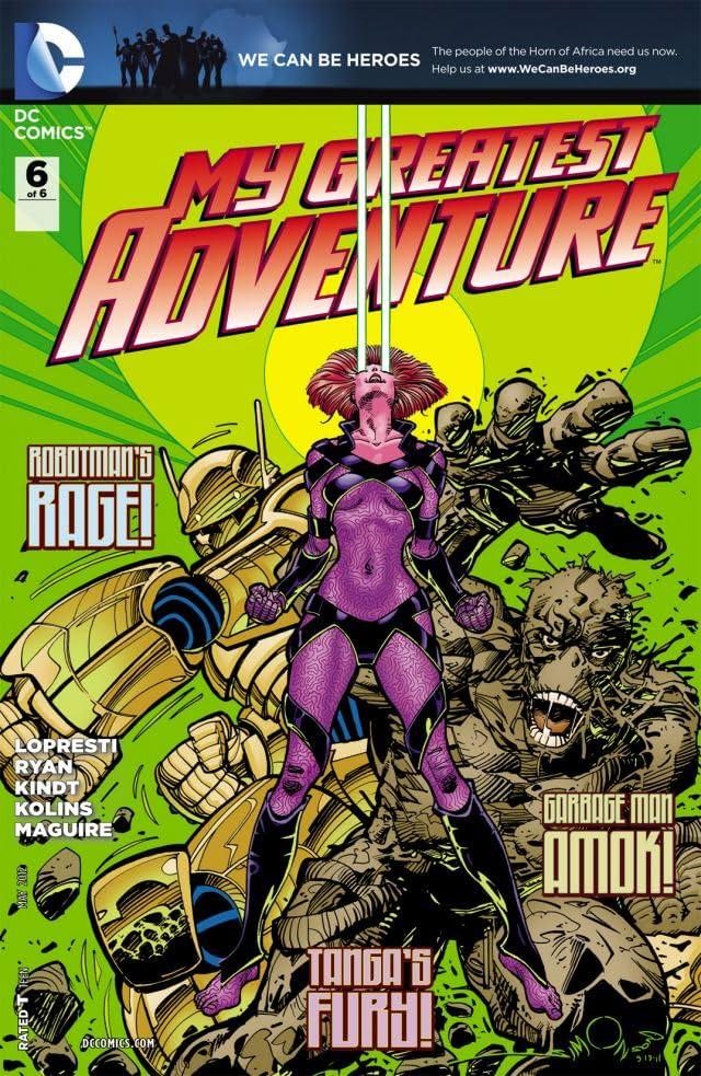 My Greatest Adventure (2011-2012) #6