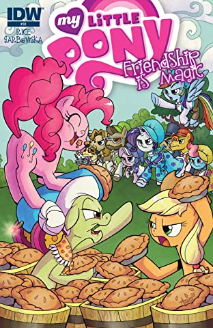 My Little Pony: Friendship Is Magic #30