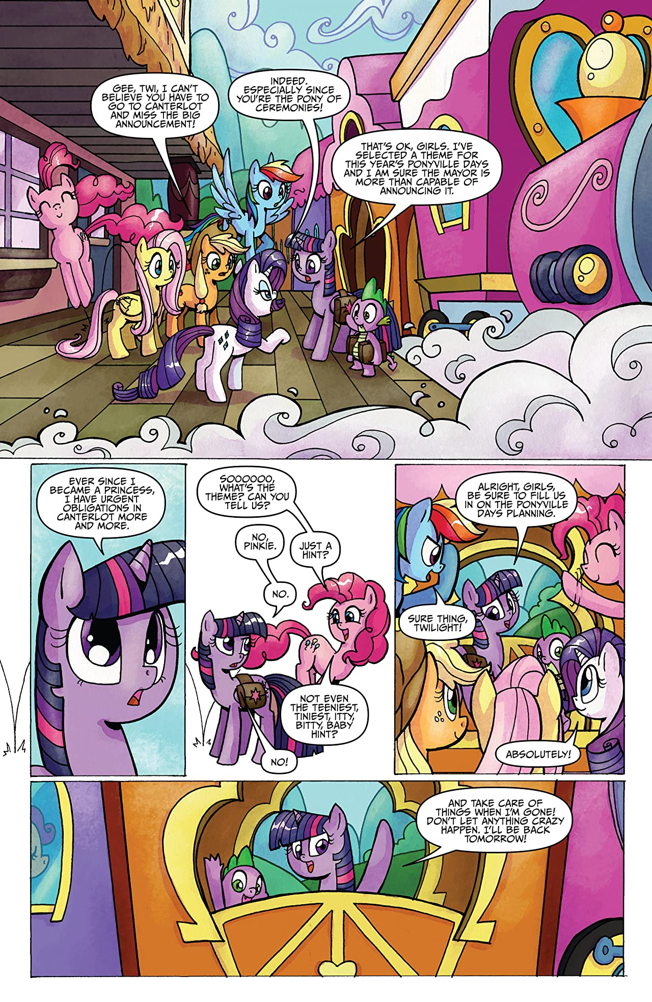 My Little Pony: Friendship Is Magic #30