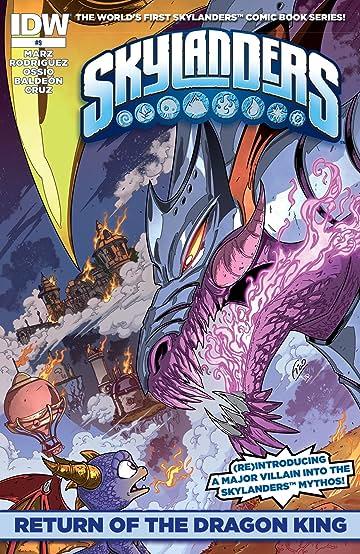 Skylanders #9: Return of the Dragon King Part 3