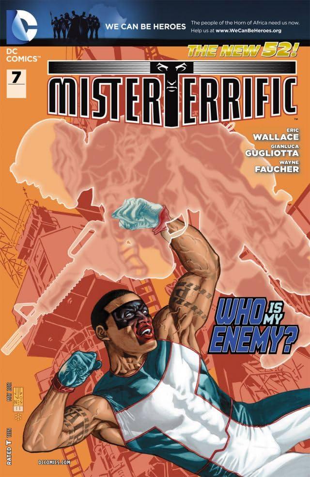 Mister Terrific (2011-2012) #7