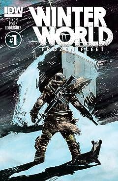 Winterworld: Frozen Fleet #1 (of 3)