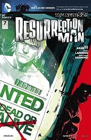 Resurrection Man (2011-2012) #7
