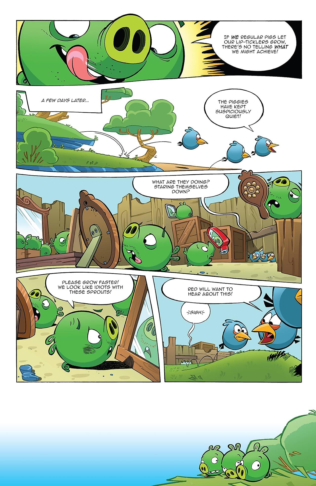 Angry Birds Comics #11