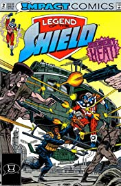 The Legend of The Shield (Impact Comics) #2