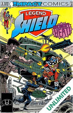 The Legend of The Shield (Impact Comics) #2