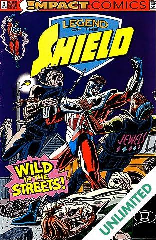 The Legend of The Shield (Impact Comics) #3