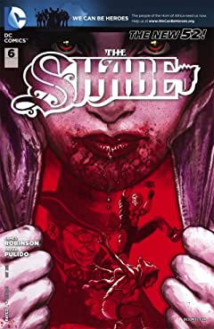The Shade (2011-2012) #6 (of 12)