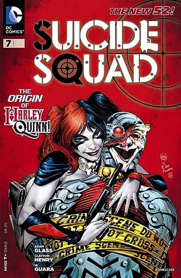 Suicide Squad (2011-2014) #7