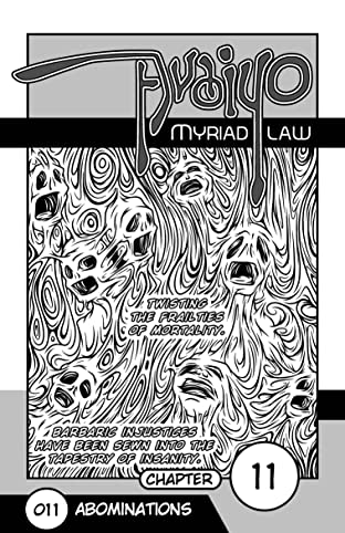 Avaiyo: Myriad Law #011