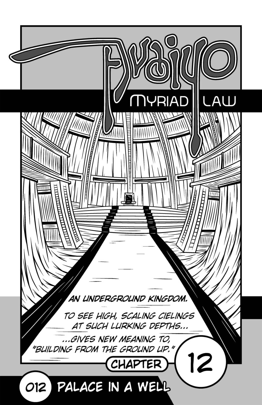 Avaiyo: Myriad Law #012