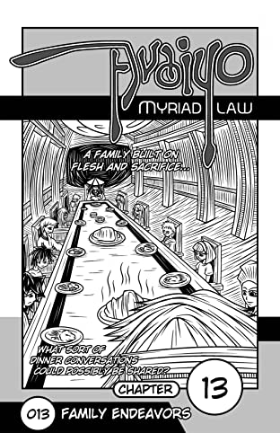 Avaiyo: Myriad Law #013