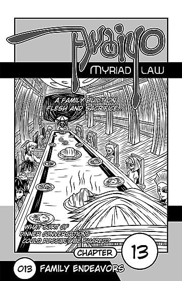 Avaiyo: Myriad Law #013