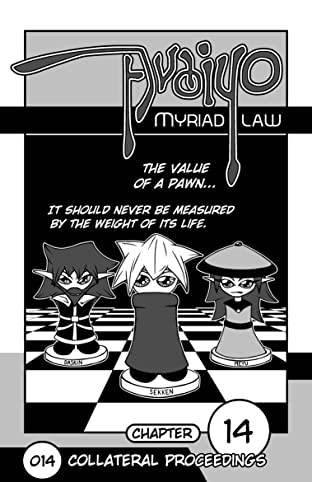Avaiyo: Myriad Law #014
