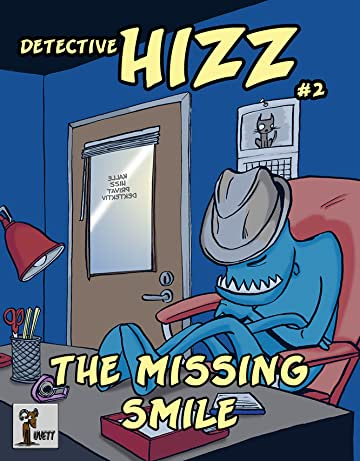 Detective Hizz #2