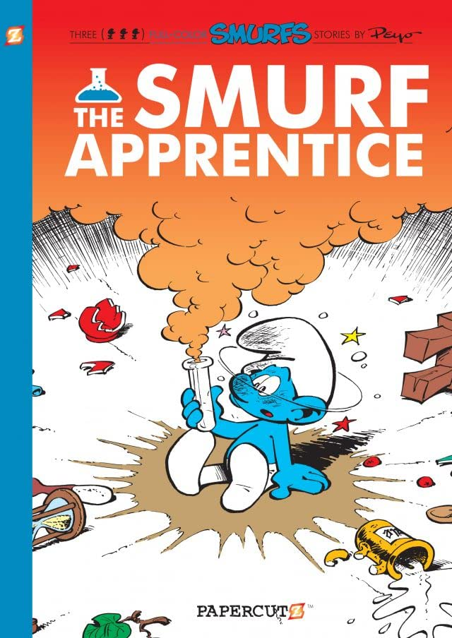 The Smurfs Vol. 8: Smurf Apprentice