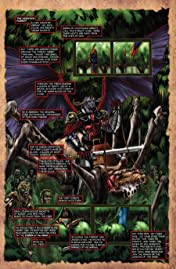 Lazarus: The Many Reincarnations #2