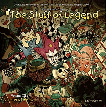 The Stuff of Legend Vol. 3 - A Jester's Tale #2 (of 4)