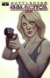 Battlestar Galactica: Six #4 (of 5): Digital Exclusive Edition