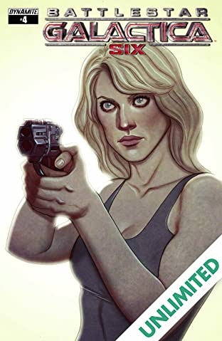 Battlestar Galactica: Six #4 (of 5): Digital Exclusive Edition