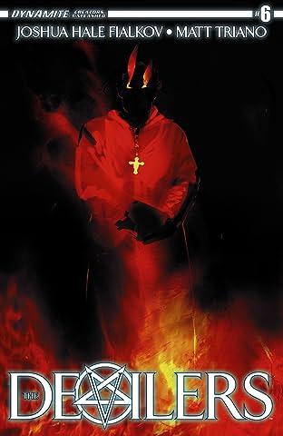 The Devilers No.6 (sur 7): Digital Exclusive Edition