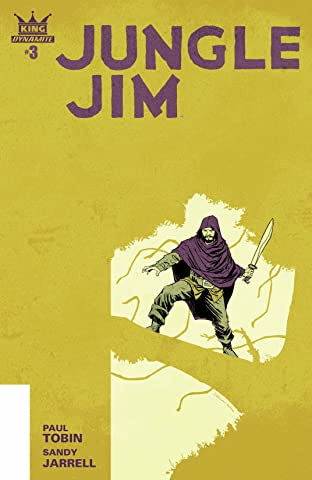 King: Jungle Jim #3 (of 4): Digital Exclusive Edition