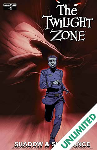 The Twilight Zone: Shadow and Substance #4 (of 4): Digital Exclusive Edition