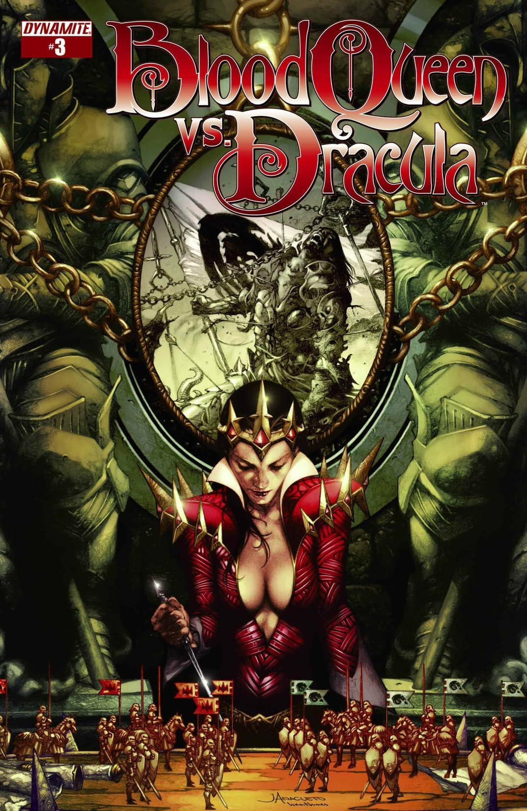 Blood Queen vs. Dracula #3 (of 4): Digital Exclusive Edition