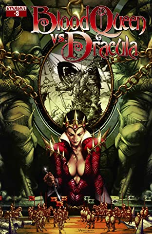 Blood Queen vs. Dracula #3 (of 4): Digital Exclusive Edition