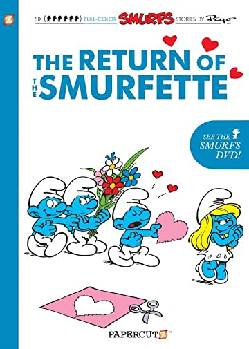 The Smurfs Vol. 10: Return of Smurfette