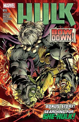 Hulk (2014-2015) #16