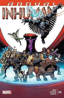 Inhuman Annual #1
