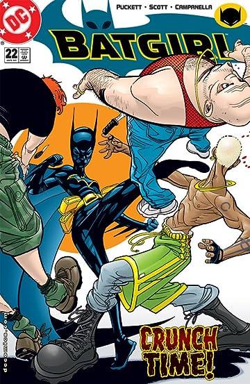Batgirl (2000-2006) #22