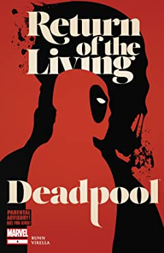 Return of the Living Deadpool #4 (of 4)